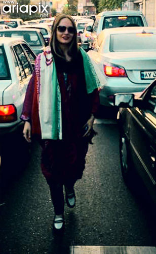 Mahnaz Afshar (1)