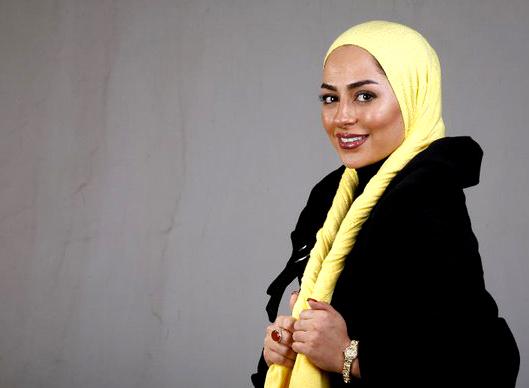 سمانه پاکدل بازیگر زن ایرانی,عکس جدید
