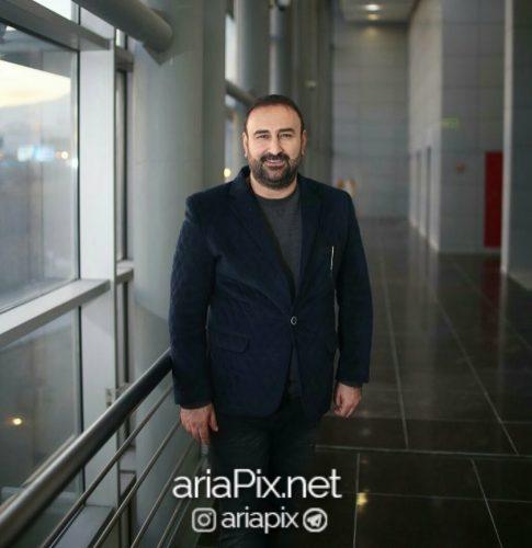 ahmadi e1494763974983 - مهران احمدی در دورهمی ، بیوگرافی همسر و دختر مهران احمدی