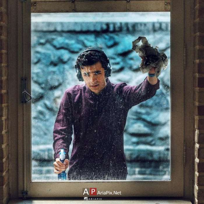 علی شادمان نقش آرمان در دیوار به دیوار