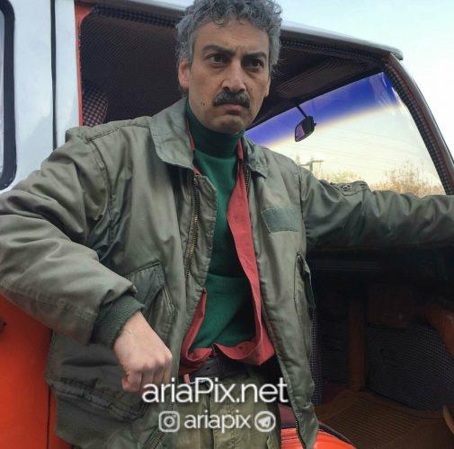 بیوگرافی ارژنگ امیرفضلی