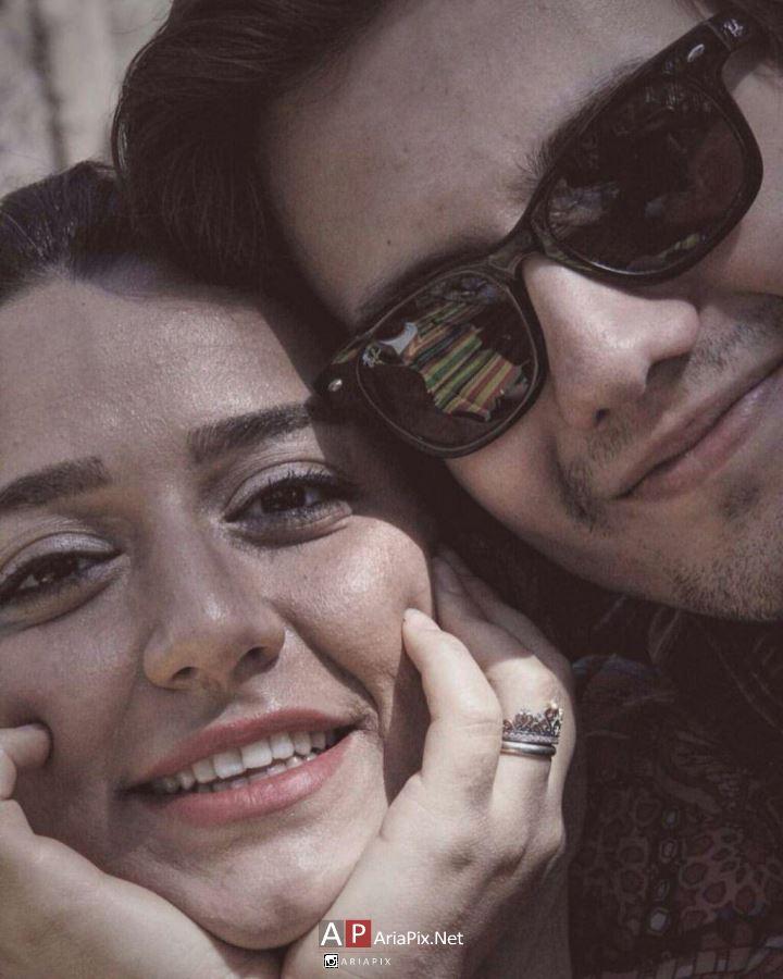 امیر کاظمی و همسرش , امیر کاظمی و دوست دخترش