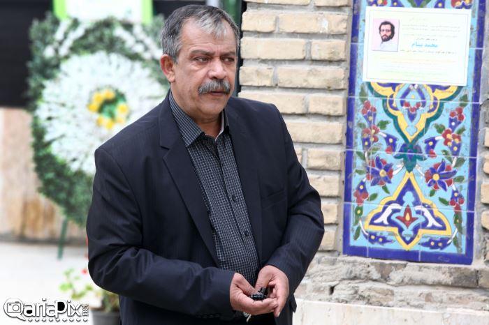 حسن پورشیرازی بازیگر نقش خسرو در سریال تنهایی لیلا