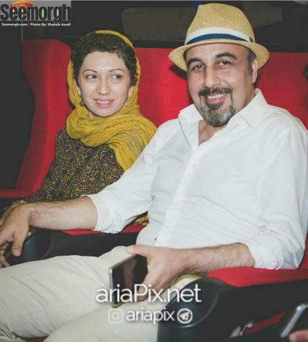 همسر رضا عطاران