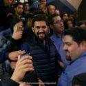 عکسهای اکران مردمی فیلم نیمه شب اتفاق افتاد با حضور حامد بهداد در مشهد