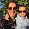 بیوگرافی بهنام تشکر و همسرش و فرزندشان +عکسها و گفتگو