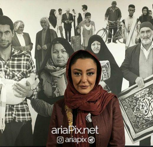 عکس شقایق فراهانی