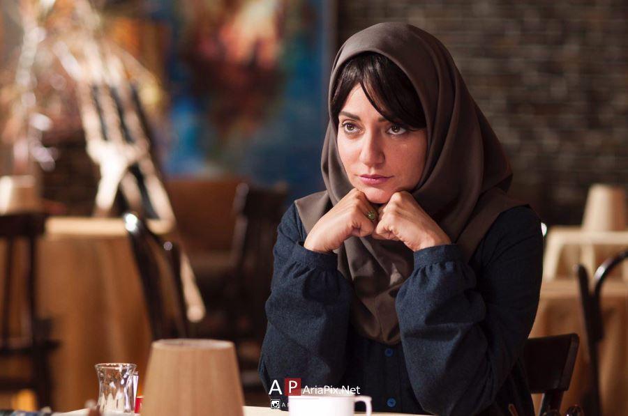 گریم مهناز افشار در فیلم گیلدا