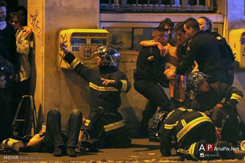 حملات تروریستی پاریس