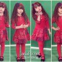 بیوگرافی همراز اکبری بازیگر خردسال سریال عاشقانه (نقش دنا) +عکسها