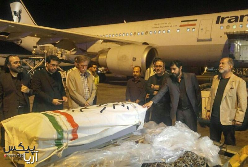 ورود جسد عباس کیارستمی به ایران
