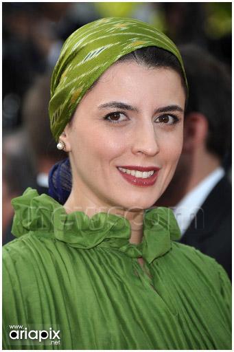 عکس های لیلا حاتمی در جشنواره فیلم کن 2012
