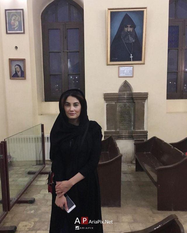مهسا باقری در سریال علی البدل