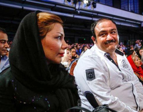 همسر مهران غفوریان ,زن مهران غفوریان ,اسم همسر مهران غفوریان