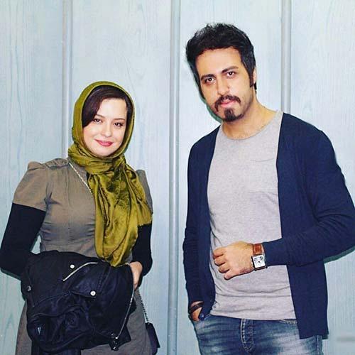 مهراوه شریفی نیا و رستاک حلاج