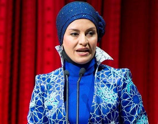 مریلا زارعی جایزه آسیا