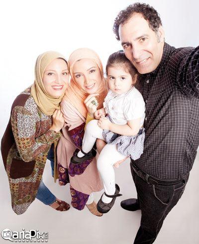 گفتگو جدید با بهنام تشکر,فرناز رهنما, شبنم مقدمی + عکس