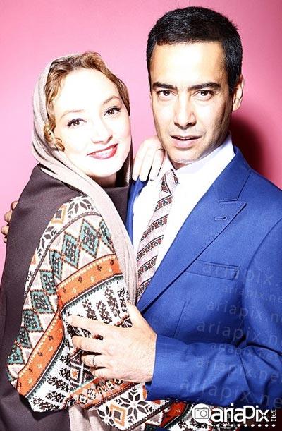 عکس جدید از نیما فلاح و همسرش سحر ولدبیگی دو زوج بازیگر