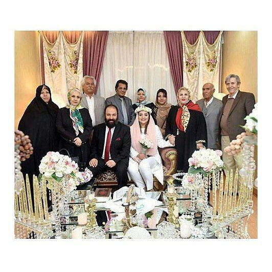 ازدواج نرگس محمدی با علی اوجی