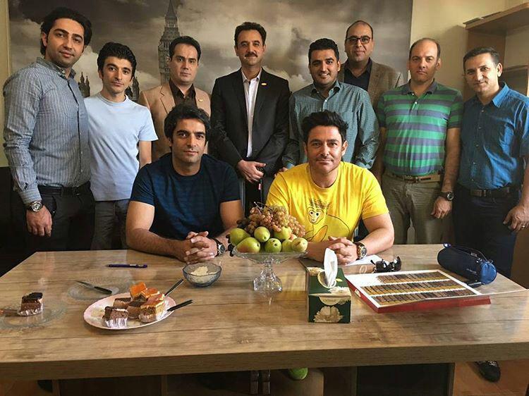 دستمزد یک میلیادری محمدرضا گلزار در سریال عاشقانه