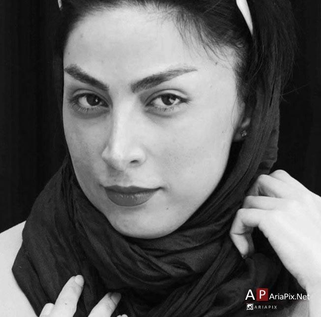 ساناز زرین مهر در شبکه جم و کشف حجاب