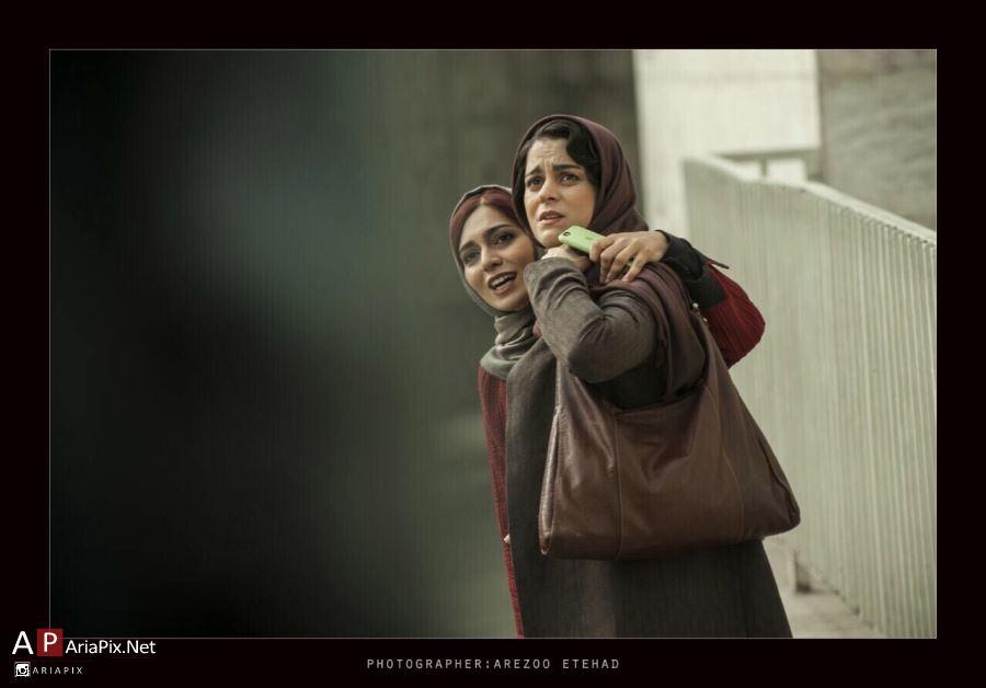 بازیگران زن فیلم سارا و آیدا