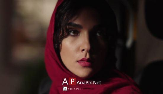 سارا رسول زاده در سریال عاشقانه در نقش هدیه