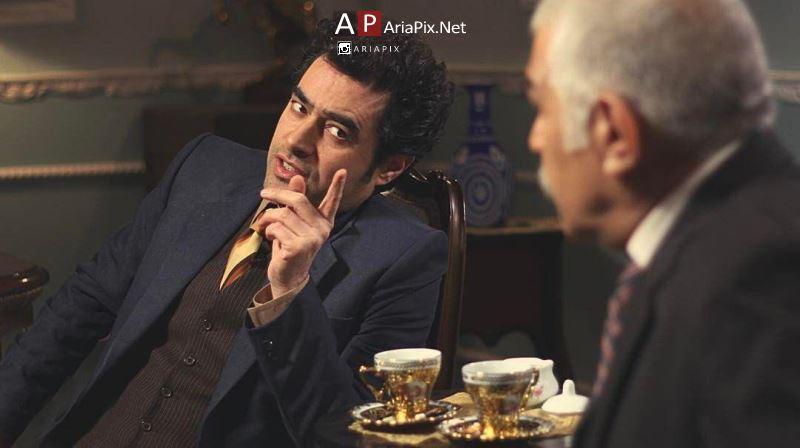 شهاب حسینی در فصل دوم شهرزاد