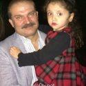 بیوگرافی مهدی سلطانی و همسرش و دخترش + عکس ها