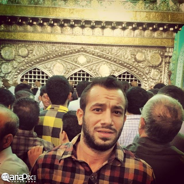امیر تتلو در مشهد, عکسهای امیر تتلو