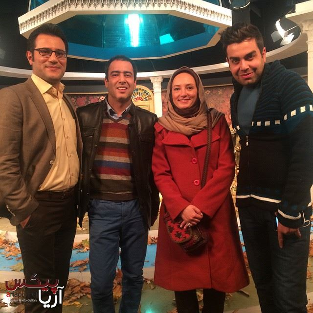 نیما فلاح و سحر ولدبیگی خوشا شیراز