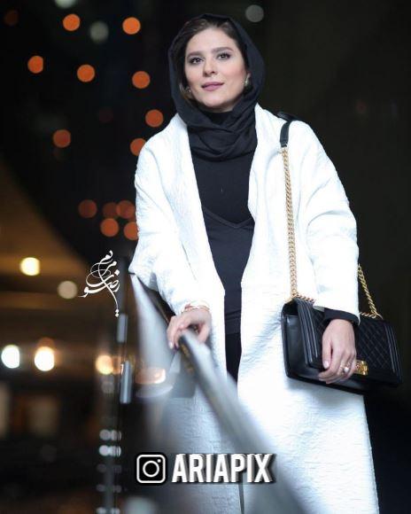 عکسهای سحر دولتشاهی در جشنواره فجر 96