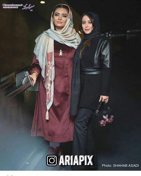 بازیگران زن در جشنواره فجر 96