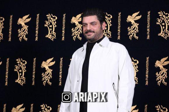 سام درخشانی در جشنواره فیلم فجر 96