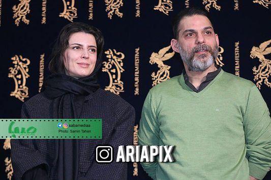 بازیگران در جشنواره فجر 96
