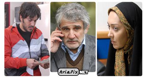 عکسهای فیلم تلفن همراه رییس جمهور