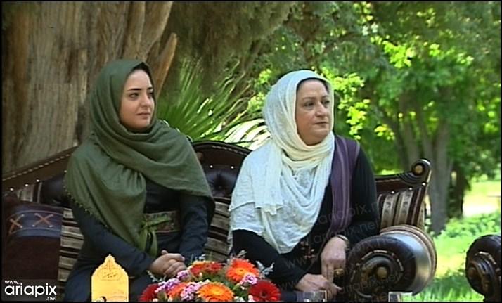 مریم امیرجلالی و نرگس محمدی در خوشا شیراز