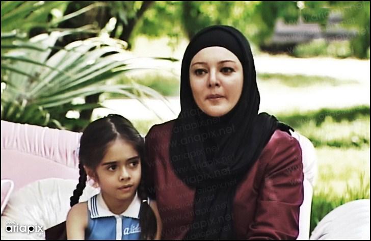 رزیتا غفاری و دخترش در برنامه خوشا شیراز