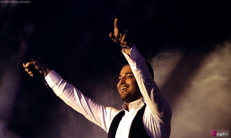 کنسرت بابک جهانبخش تیر 91