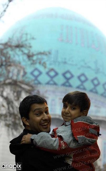 عکس بازیگران مرد ایرانی تیر 91