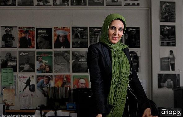 جدیدترین عکس از لیلا بلوکات مرداد 91