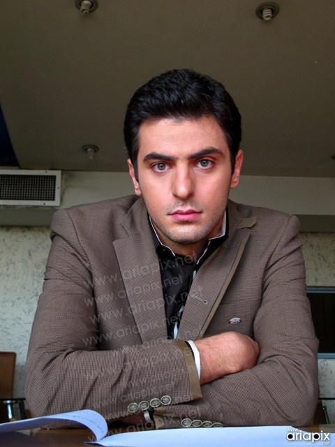 عکس های جدید علی ضیا مجری
