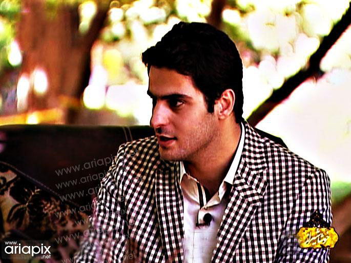 امین زندگانی و الیکا عبدالرزاقی در خوشا شیراز
