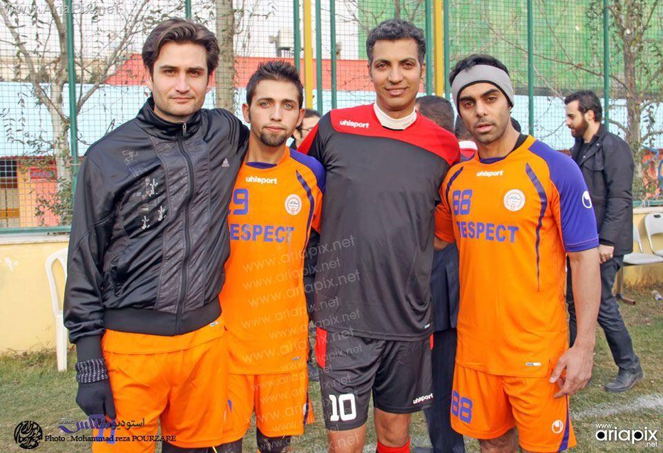 عکس فوتبال ایرانی