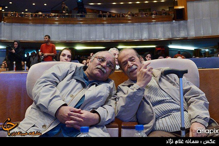تصاویر اختتامیه دومین جشنواره جام جم