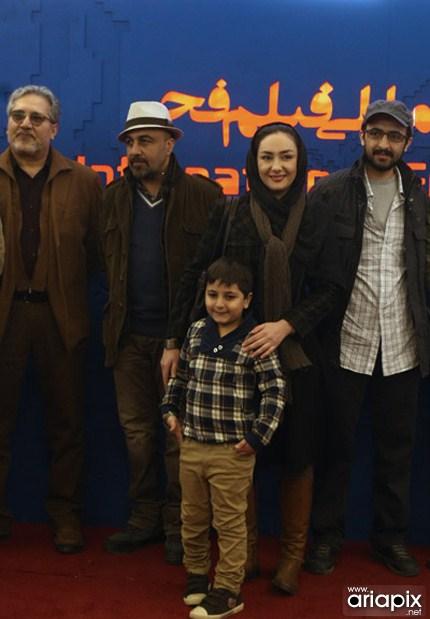 هانیه توسلی در نشست فیلم دهلیز