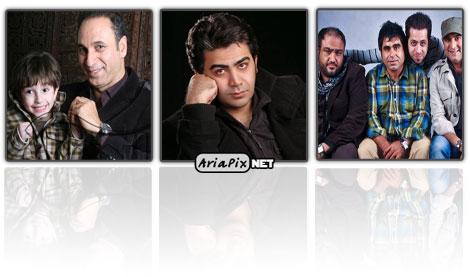 عکس جدید بازیگران مرد ایرانی بازیگران ایرانی اسفند 91