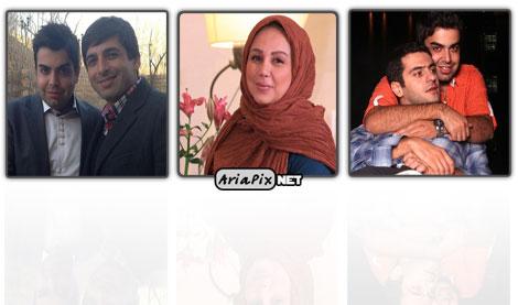 بازیگران در پشت صحنه خوشا شیراز