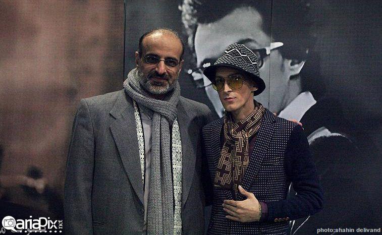 کنسرت اسفند 92 مرتضی پاشایی با حضور بازیگران و خوانندگان