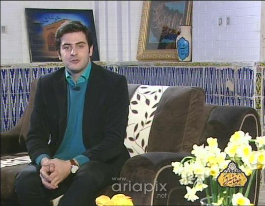 عکسهای برنامه خوشا شیراز با حضور عبدالرضا اکبری و پسرش پندار اکبری
